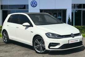 image for 2020 Volkswagen Golf MK7 Facelift 1.5 TSI R-Line Ed EVO 150PS DSG, PAN ROOF, 18