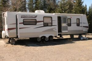 2012 starcraft travel trailer
