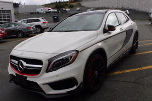 2015 Mercedes-Benz Other GLA 45 AMG SUV, Crossover
