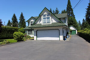 Courtenay West Home with 34' x 21' Shop