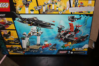 Lego dc comic super heros Black Manta deep sea strike