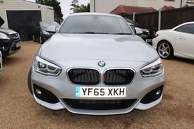 2016 65 BMW 1 SERIES 1.5 118I M SPORT 3D 134 BHP