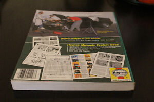 1984 thru 1990 Haynes Honda CIVIC Repair Manual Edmonton Edmonton Area image 3