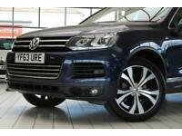 2013 Volkswagen Touareg 3.0 V6 R-LINE TDI BLUEMOTION TECHNOLOGY 5d 202 BHP Estat