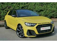 2020 Audi A1 SPORTBACK SPECIAL EDITIONS 35 TFSI S Line Style Edition 5dr S Troni