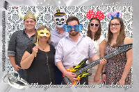 PHOTO BOOTH  for an affordable price!