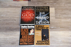 Stephen Hawking and other books