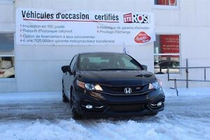 Honda Civic Coupé 2dr Man Si 2015