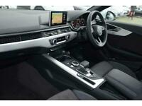 2019 Audi A4 SALOON 40 TFSI S Line 4dr S Tronic Auto Saloon Petrol Automatic