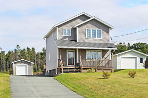 Beautiful Family Home in Kelligrews! $324,900.00