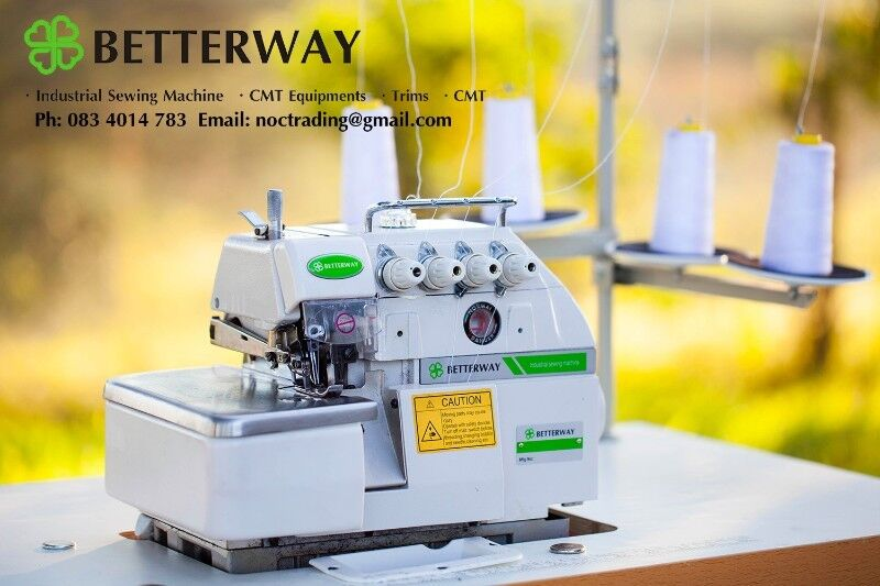 Direct Importer And Supplier Of Industrial Sewing Machines CMT Stunning Industrial Sewing Machines South Africa