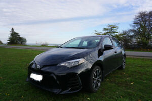 LEASE TRANSAFER - 2018 COROLLA XSE + $700 CASH INCENTIVE