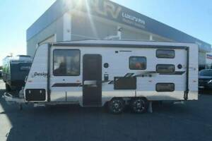2019 DESIGN RV FAMILY GETAWAY TRIPLE BUNKS NEW VAN