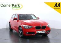 2015 BMW 1 SERIES 116D SPORT HATCHBACK DIESEL