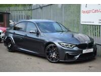 2017 BMW M3 3.0 BiTurbo Competition DCT (s/s) 4dr Saloon Petrol Automatic