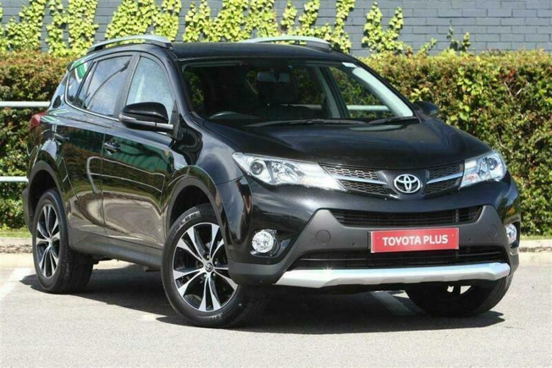 2015 Toyota Rav 4 2 2 D-CAT Invincible 5dr Auto [Nav] Diesel black  Automatic | in Durham, County Durham | Gumtree
