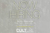 Retail Associates Required
