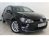 2014 63 VOLKSWAGEN GOLF 2.0 GT TDI BLUEMOTION TECHNOLOGY 5DR 148 BHP DIESEL