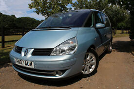 Renault Espace 2.0dCi 130 Dynamique BIG SPEC + FULL PANO ROOF + LEATHER