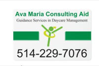 Consultation in Daycare Management Service