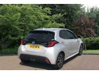 2021 Toyota YARIS HATCHBACK 1.5 Hybrid Design 5dr CVT Auto Hatchback Petrol/Elec