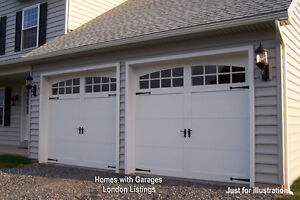 London homes for sale with garage.Starting at $149K.
