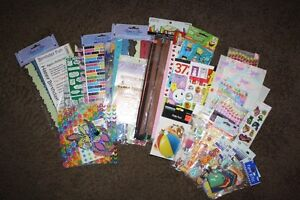 Scrapbooking and Art Supplies!