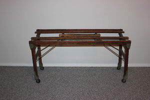 Vintage of 1920's Beatty Bros. Wash Tub Bench.