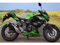 Kawasaki Z300 **A2 Compliant, Fly Screen, ABS**