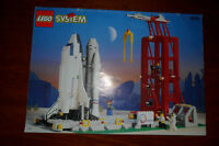1979 Lego space 1995 shuttle lunch #6339, #483, or #497+ extras