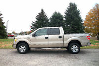 2010 Ford F-150 XLT 4X4 *4 Door Super Crew *ONE OWNER SINCE NEW