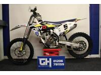 USED 2017 HUSQVARNA FC350   VERY GOOD CONDITION   48 HOURS