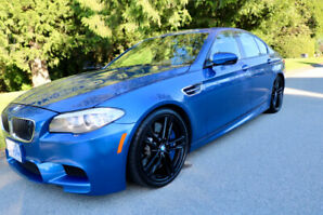 BMW M5 2013 VERY LOW MILEAGE