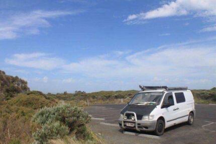 Mercedes Vito Van 2002