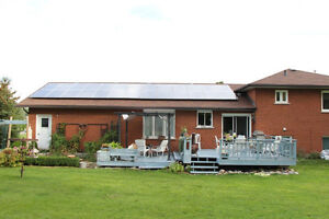 Free Solar Systems W/ buy in options Kawartha Lakes Peterborough Area image 1