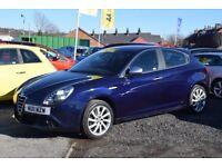 Alfa Romeo Giulietta 2.0 JTDM-2 140 bhp Veloce ** 6 MONTH WARRANTY ** (blue) 2011