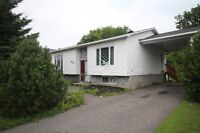POWER OF SALE: ROCKLAND BUNGALOW - MUST BE SOLD ASAP