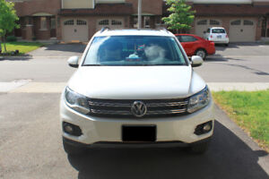 Price reduced! 2014 Volkswagen Tiguan Comfortline SUV, Crossover