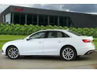 2020 Audi A4 Sport 35 TDI 163 PS S tronic Auto Saloon Diesel Automatic