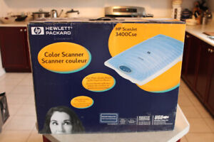 MOVING/MUST GO - HP Printer and Colour Scanner
