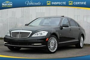 Mercedes-Benz S-Class 4dr Sdn S 550 4MATIC LWB 2012
