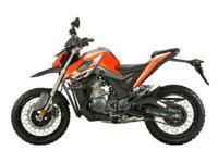 Zontes ZT U1 125 Learner Legal Adventure Style Due in