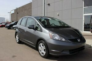 2012 Honda Fit LX  Super efficient, Low km plus Bluetooth