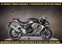 2016 HYOSUNG GT 125R, 0% DEPOSIT FINANCE AVAILABLE
