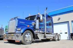 2005 KENWORTH W900L - stock 8056-05