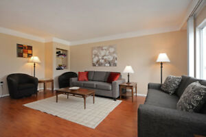 Avail Sep 15th, Cozy Quiet Upper Suite Fully Furnished with Util