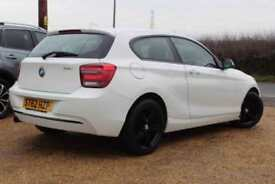 2012 62 BMW 1 SERIES 1.6 114I SPORT 3D 101 BHP