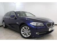 2011 11 BMW 5 SERIES 3.0 530D SE TOURING 5DR AUTOMATIC 242 BHP DIESEL
