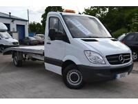 2013 Mercedes benz Sprinter 3.5t 313 CDI LWB Recovery Truck 2 door Recovery