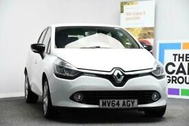 image for 2014 64 RENAULT CLIO 0.9 DYNAMIQUE MEDIANAV ENERGY TCE S/S 5D 90 BHP
